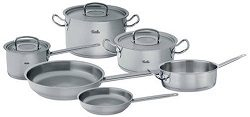Fissler 084 363 06 000 Original Pro Collection 10-Piece Set