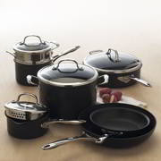 FOOD NETWORK 11-PC HARD-ANODIZED NONSTICK